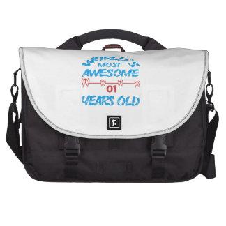 Años más impresionantes del mundo los 01 bolsas para portátil
