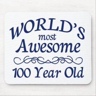 Años más impresionantes del mundo los 100 tapetes de ratón