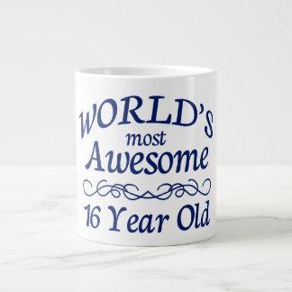 Años más impresionantes del mundo los 16 taza grande