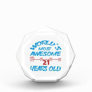 Años más impresionantes del mundo los 21