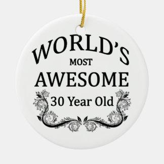 Años más impresionantes del mundo los 30 ornamente de reyes