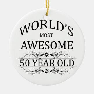 Años más impresionantes del mundo los 50 ornatos