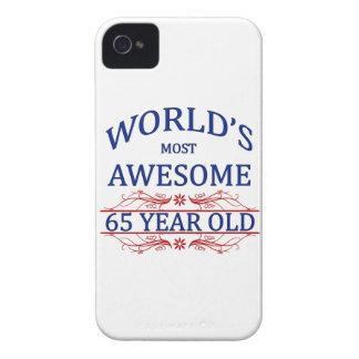 Años más impresionantes del mundo los 65 carcasa para iPhone 4