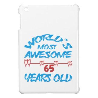 Años más impresionantes del mundo los 65