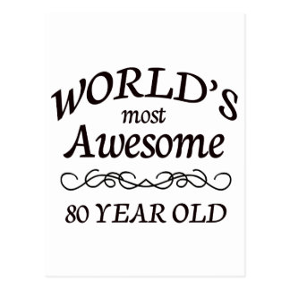 Años más impresionantes del mundo los 80 postales