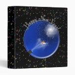 Años Nuevos de celebración de la supernova
