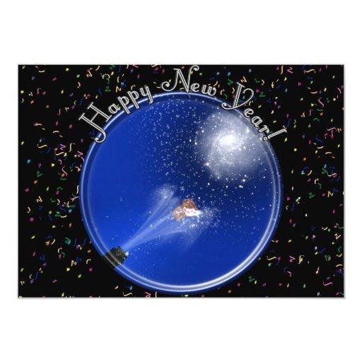 Años Nuevos de celebración de la supernova Anuncios Personalizados