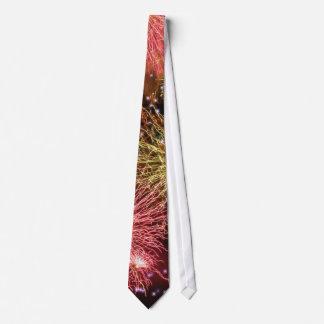 Años Nuevos de corbata 1 de Fireworkds