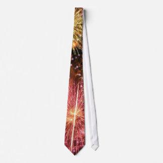 Años Nuevos de corbata 2 de Fireworkds