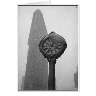 Años Nuevos de Nueva York Tarjeta De Felicitación
