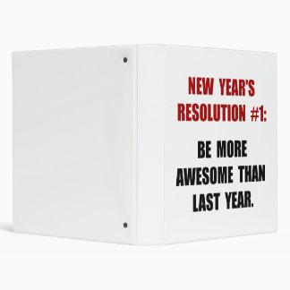 """Años Nuevos de resolución Carpeta 1"""""""