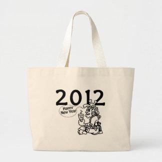 Años Nuevos mayas 2012 Bolsas