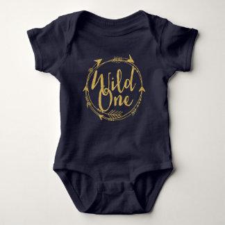 Años salvajes de One|One Body Para Bebé
