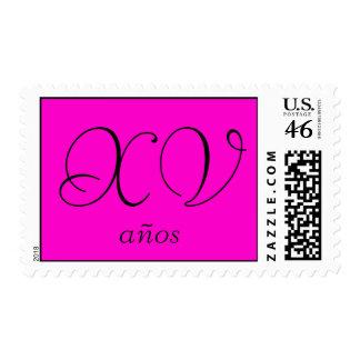 Años XV en rosa
