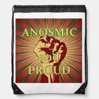 Anosmia Drawstring Backpack