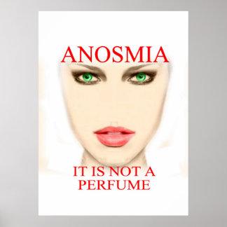 Anosmia Póster