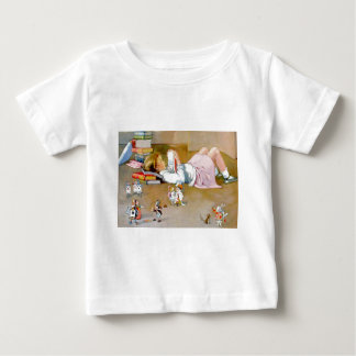 Another Alice Makes a Journey To Wonderland Baby T-Shirt