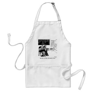 Another Athletic Scholarship Adult Apron