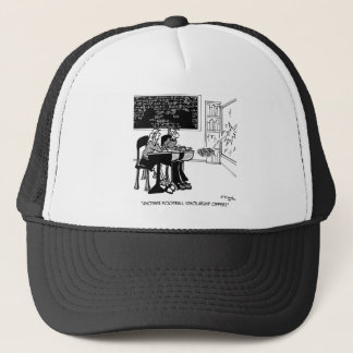 Another Athletic Scholarship Trucker Hat