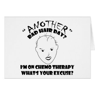 Another Bad Hair Day? Card