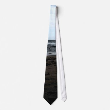Beach Themed Another Beach Day Neck Tie