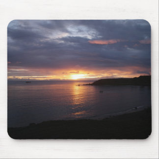 Another Beautiful Sunset On Pagan Island Mouse Pad