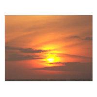 Another Beautiful Sunset Postcard
