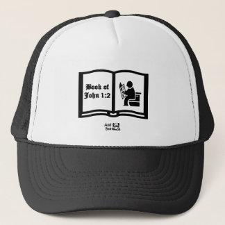 Another Book of John verse 1:2 Trucker Hat