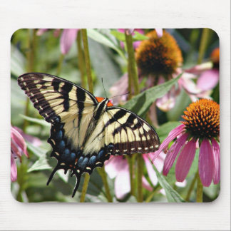 another butterfly mouse pad