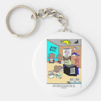 Another Child Star Criminal Funny Gifts & Tees Keychain