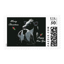 Another Christmas Moo Postage