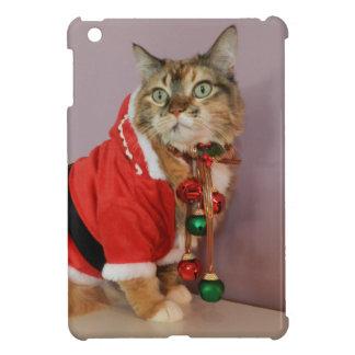 Another Christmas Santa cat iPad Mini Cover