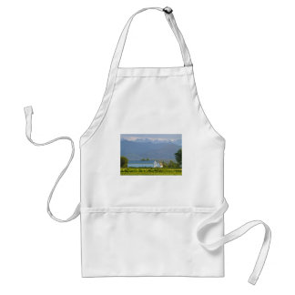 Another Colorado Country Landscape Adult Apron