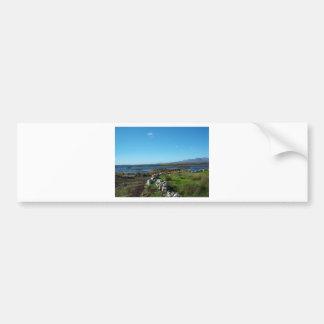 Another Connemara Landscape Bumper Sticker