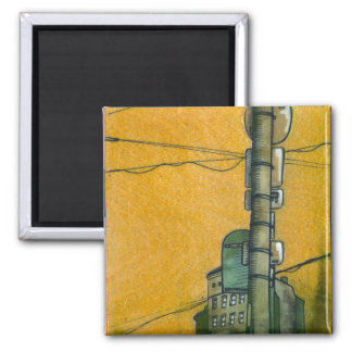 another corner 2 inch square magnet