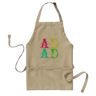 Another Day Another Dollar ADAD funny acronym Adult Apron