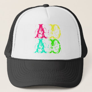 Another Day Another Dollar ADAD funny acronym Trucker Hat