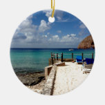 Another day at the Beach... Christmas Ornaments