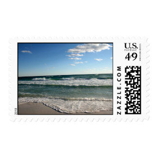 Another Day at the Beach Postage