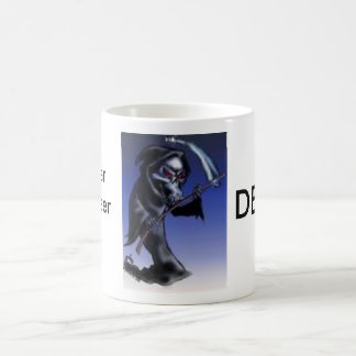 another day closer to death mug