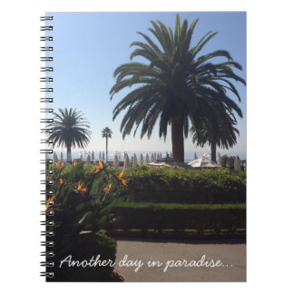 Another Day in Paradise Notebook