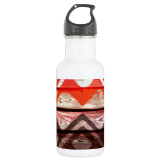 another different pattern number 34 stainless steel water bottle