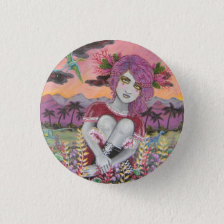 Another Dimension Pinback Button