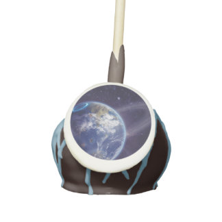 Another Earth Cake Pops