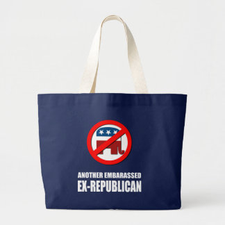 Another Embarassed Ex-Republican Bags
