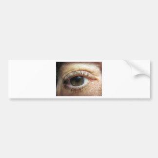 Another Eye Bumper Sticker