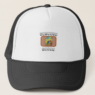 Another fine product with the Digital Attic Logo Trucker Hat
