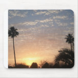 another florida sunset mouse pads