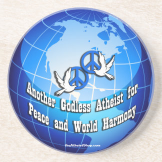 Another Godless Atheist Coaster