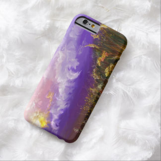 Another Good Day Purple Landscape iPhone6 Case